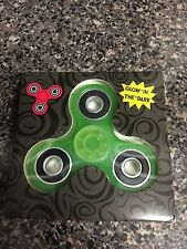 **NEW Green Glow in the Dark Fidget Hand Spinner** 🇺🇸🇺🇸USA Seller Fast Ship