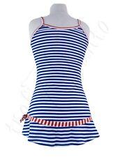 Marine Dress Sailor for Girls 100% cotton