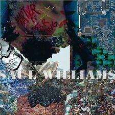 SAUL WILLIAMS - MARTYRLOSERKING  CD NEU