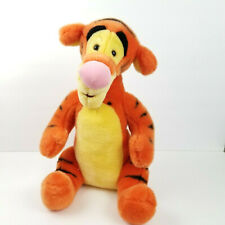 """Winnie the Poo TIGGER Spring Tail Plush 16"""" Toy Authentic Disney Store"""