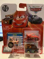 Disney Pixar Cars - Mini Racers - Tractor Tippin Series