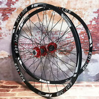 BUCKLOS 26/27.5/29 inch Mountain Wheelset 6-Bolt Disc Brake Wheels Front Rear