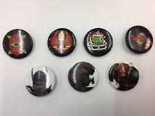BLOOD BOWL pin badge x7