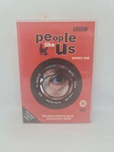 PEOPLE LIKE US Season One DVD Region 4 TV Show Very Good Condition