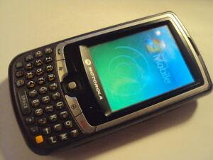 MOTOROLA Symbol  MC3574 barcode scanner PDA  PHONE UNLOCKED FRENCH language