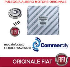 PULEGGIA ALBERO MOTORE ORIGINALE FIAT ALFA ROMEO 147 156 GT 1.9 JTD JTDM