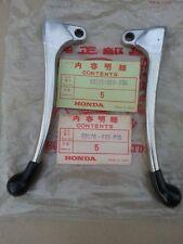 HONDA C92 CA95 CA77 CL77 CB77 CB92 CB175 CB350 CB450 CL450 CL350 NOS lever L/R