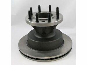 Brake Rotor and Hub Assembly For E350 Super Duty E450 Econoline Club HV56V1
