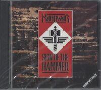 MANOWAR / SIGN OF THE HAMMER * NEW CD * NEU *