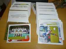 MERLIN EURO 1996 STICKERS....ACTION SHOT  WITHDRAWN STICKERS