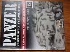 $$ Fascicule Altaya Panzer Blindes allemands de la 2nd GM N°15 Steyr Typ 1500A/0