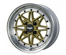 WORK Equip03 Wheels Gold 6J-14 +20 set of 4 for TOYOTA AE86 etc. from JAPAN