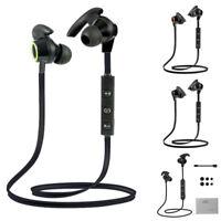 Bluetooth 4.2 Wireless Headphone Stereo Sports Earbuds In-Ear Headset Earphone