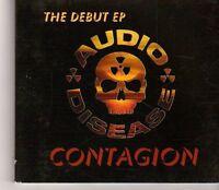 (GC85) The Debut EP - Audio Disease, Contagion - 2013 DJ CD