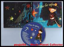 "CHRISTIAN VANDER ""A Tous Les Enfants"" (CD Digipack) 1994"