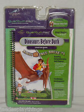 Quantum Leap Pad Game Dinosaurs Before Dark Sealed