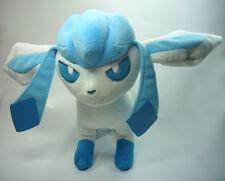 "Glaceon Pokemon Pokedoll Character Glacia Plush Toy Soft Doll Teddy Figure 9"""