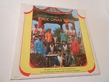 TAIWAN MENS  CHOIR  FREE CHINA SINGS  SEALED  ORIGINAL ,vinyl