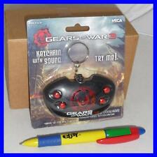 GEARS OF WAR GOW Keyring PORTACHIAVI Controller SUONI GIOCO Game Sounds NECA