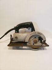 "Porter Cable Model 314 Type 4 USA 4 1/2"" Trim Saw"