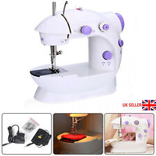 Electric Sewing Machine 12 Stitches Adjustable 2 Speed Foot Pedal LED Home DIY