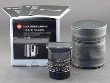 Leica M 21mm 3.4 Super-Elmar ASPH. 11145 6bit vom 30.05.17 FOTO-GÖRLITZ Verkauf