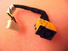 Genuine Original Compaq CQ60-410US Laptop DC Jack Harness 50.4AH28.001