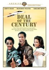Deal of the Century DVD (1983) - Chevy Chase, Sigourney Weaver, Gregory Hines