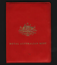 OPC 1972 Royal Australian Mint Set of 6 Uncirculated