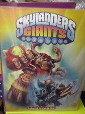 SKYLANDERS GIANTS 1^ serie 2012 Album completo 160 Lamincards EDIBAS