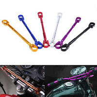 "Motorcycle 7/8"" Handlebar Cross Bar Steering Wheel Strength Lever Bar GVTS"