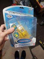 Bandai Thunderbirds The Movie TB4 Thunderbird 4 opened box pilot on Card