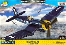 COBI Vought F4U Corsair (5714) - 270 elem. - WWII US fighter aircraft