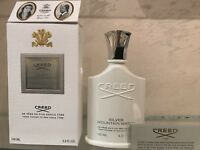 CREED SILVER MOUNTAIN WATER Eau de Parfum 100 ml Made in France NEW AUTHENTIC