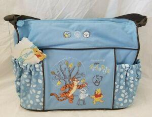 Disney Winnie the Pooh & Friends Diaper Bag NIP