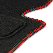 Fußmatten Auto Autoteppich passend für Kia Picanto 2007-2009 CACZA0401