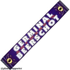 ECHARPE GERMINAL BEERSCHOT ANTWERPEN Belgique scarf schal sjaal no drapeau ...
