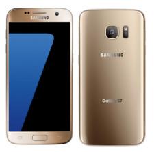 """Or Gold Samsung Galaxy S7 G930V 32GB 4G LTE GPS NFC 5.1"""" Débloqué Téléphone"""