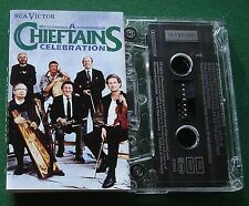 A Chieftains Celebration inc The Iron Man & Galicia + Cassette Tape - TESTED