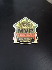 Pin for Los Angeles Dodgers Mvp Sherry - Koufax, Cey Yeager Guerrero