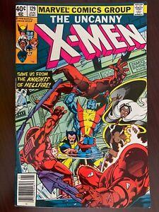 X-Men #129 (9.0) VF/NM; Kitty Pride / Emma Frost introduction; Marvel Bronze