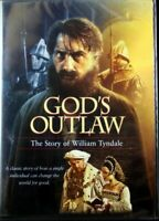 God's Outlaw NEW Christian DVD Documentary about The Story of William Tyndale