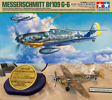 Tamiya Models 1/48 WWII German Messerschmitt Bf109 G-6