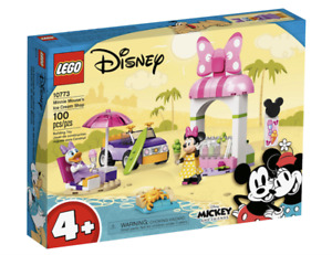 Lego 10773 Mickey and Friends Minnie Mouse Ice Cream Shop New