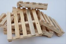 1/10 scale pallets real wood for RC like tamiya hpi traxxas axial 10cmx10cm (C)