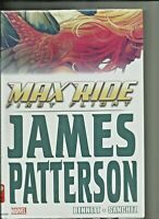 Max Ride First Flight  Large Hardcover Graphic Novel  by James Patterson