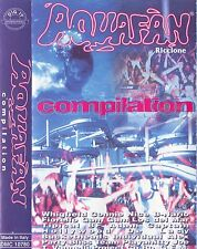 AQUAFAN COMPILATION Riccione estate 95 (1995) MC TAPE USATA