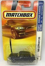 MatchBox '68 Citroen DS Heritage Classics 1/8 #1 M4380