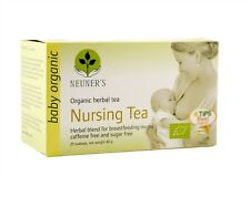Neuner`s Organic Nursing Tea 20 Tea Bags 40g- Free UK Shipping