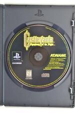 Castlevania Symphony of the Night Playstation 1 1997 {B115}